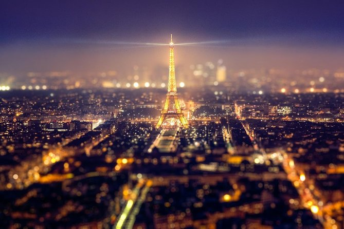 Paris By Night - Vision Tour - Private Trip