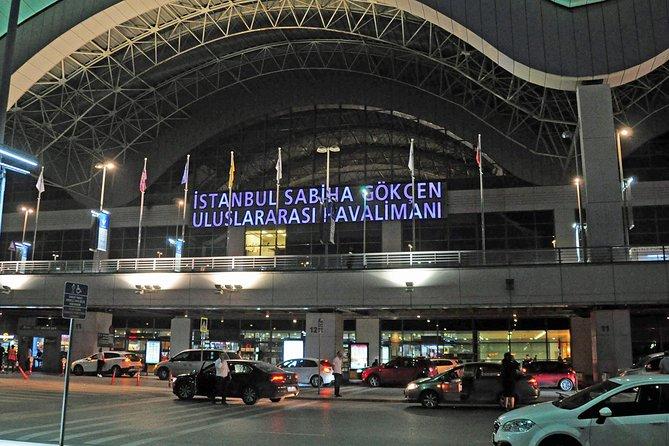 2 Ways Sabiha Gokcen Airport Transfer