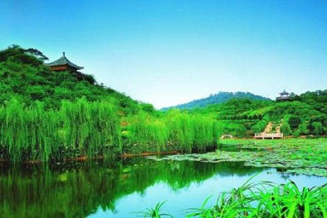 Xiqiao Mountain and countryside village private tour