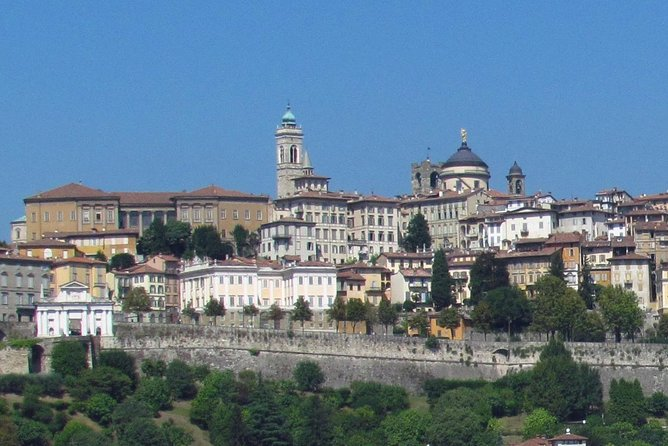 Guided tour of Bergamo for small groups