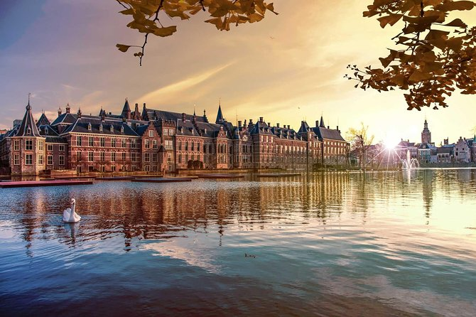 Visit three amazing cities: The Hague, Delft, and Leiden on a private tour