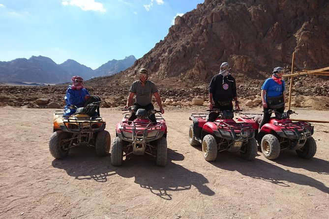 Quad Bike Tour to the Bedouin Village