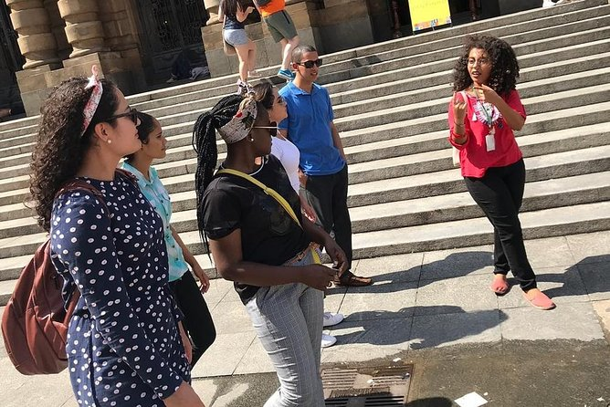 Walking tour of the historic center
