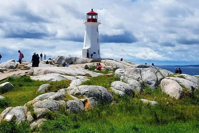Peggy's Cove & Halifax