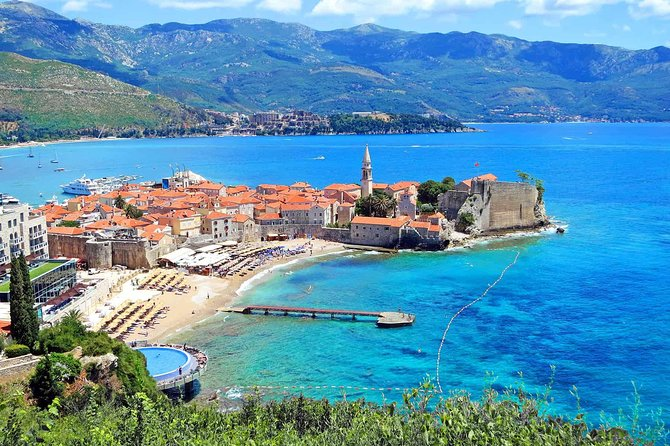 Budva Great Seaside Private Tour