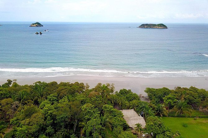 Shared shuttle from Arenal to Manuel Antonio