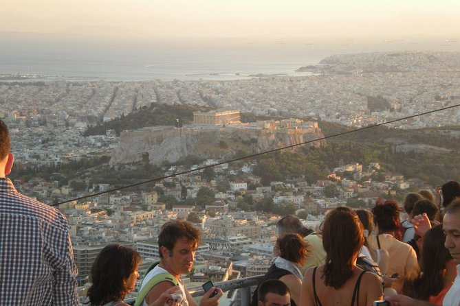 Athens Half Day Private Tour (up to 15 in a luxurious Mercedes Minibus)