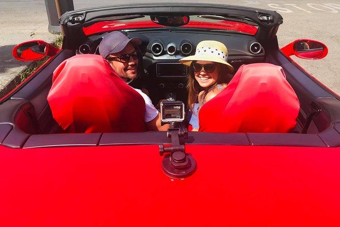 Ferrari and Winery 100 km