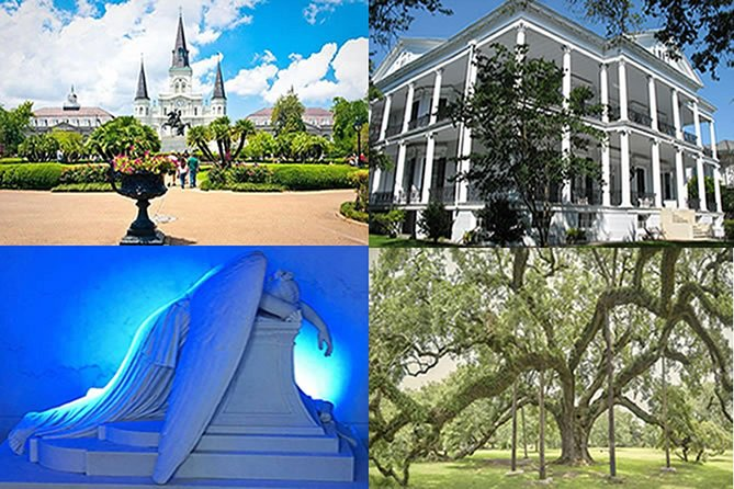THE BIG 4: French Quarter, Garden District, City Park, & Cemetery (PRIVATE TOUR) photo 1