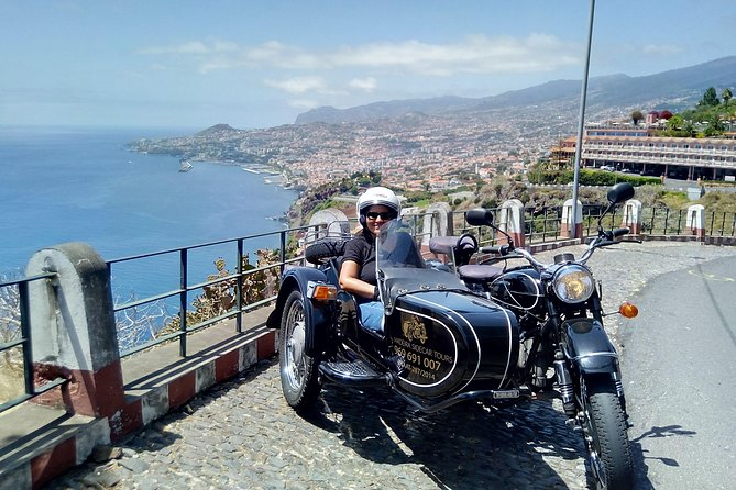 Funchal Old Town, East Old Roads and Garajau (Price per Sidecar - 1 or 2 pax)