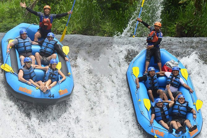 White water rafting Including Lunch
