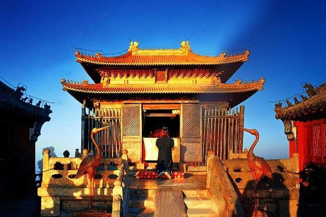 Private 2days tour to Shiyan Wudang Mountain start from Wuhan and end in Wuhan