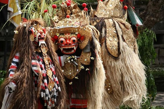 Skip the line : Ticket Barong and Keris Dance at Sahadewa Art Stage Sukawati