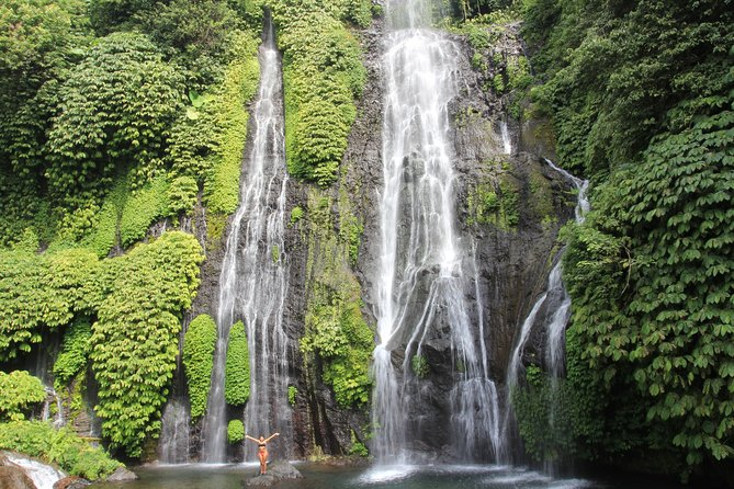 Chasing Bali Waterfall Shared Tour