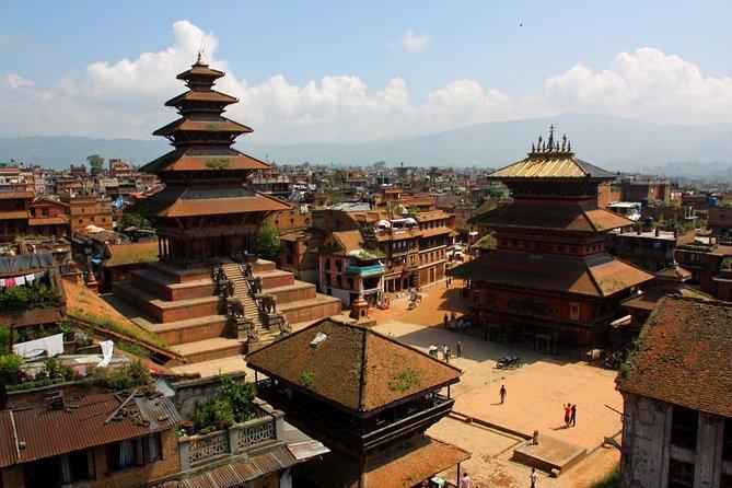 Nagarkot - Bhaktapur Excursion Nepal