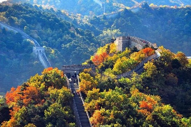 Private tour: Deep day tour of Mutianyu Great Wall