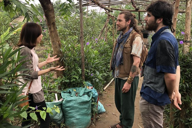 Be The Local Farmers In Hanoi