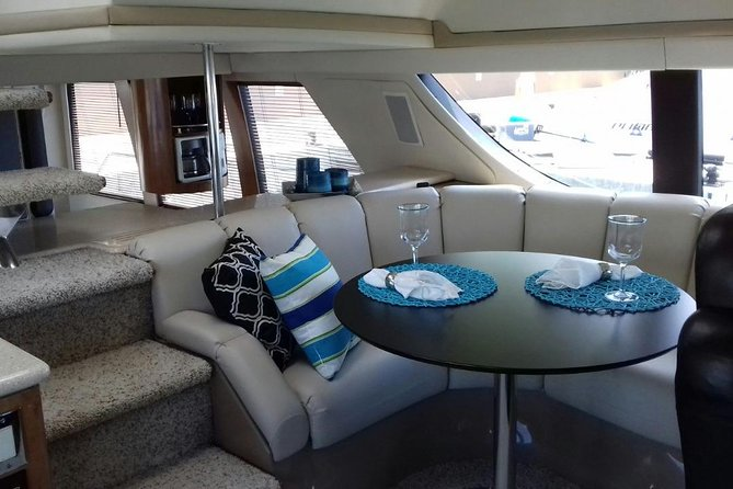 Playa Mujeres rent a Yacht 6hrs with Food and drinks aboard (MagicSea-P4) photo 17