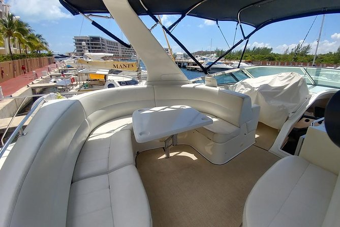 Playa Mujeres rent a Yacht 6hrs with Food and drinks aboard (MagicSea-P4) photo 4