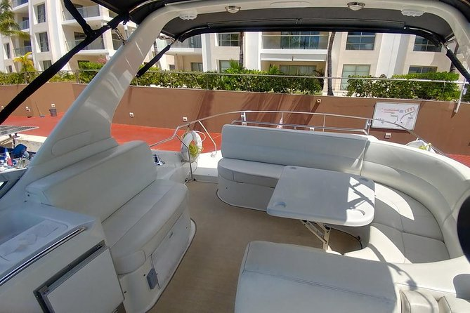 Playa Mujeres rent a Yacht 6hrs with Food and drinks aboard (MagicSea-P4) photo 18