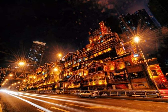 Classic Chongqing 2 days trip with World Cultural Heritage