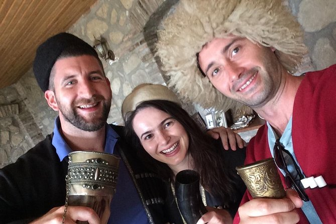 Winery Tour In Kakheti Region with Wine Tasting and Lunch
