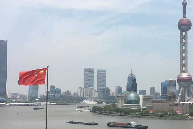 Shanghai Half-Day Tour with Private Vehicle