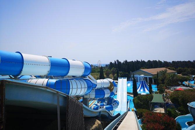 Paphos Aphrodite Waterpark Admission Ticket