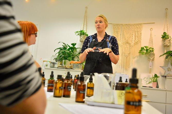 Natural Candle & Perfume Workshop