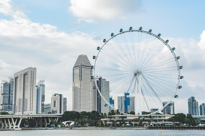 Singapore Flyer Ticket + Lunch