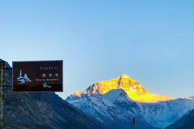 8 day Everest Base Camp +Yungzhong Ling Bon monastery