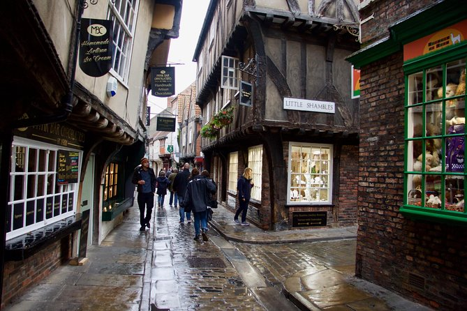 Romans, Vikings and Medieval Marvels: A Self-Guided Audio Tour in York