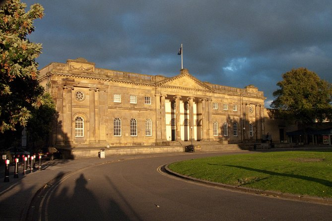 Beautiful buildings that hide dark secrets in the beautiful city of York.