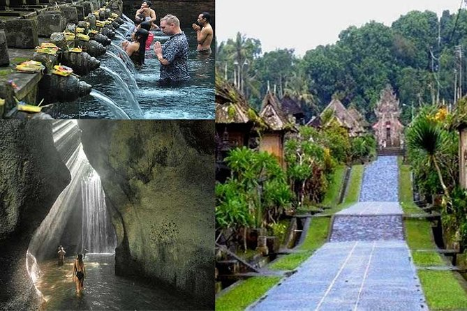 Best Tour: Tirta Empul, Tukad Cepung Waterfall & Penglipuran Traditional Village
