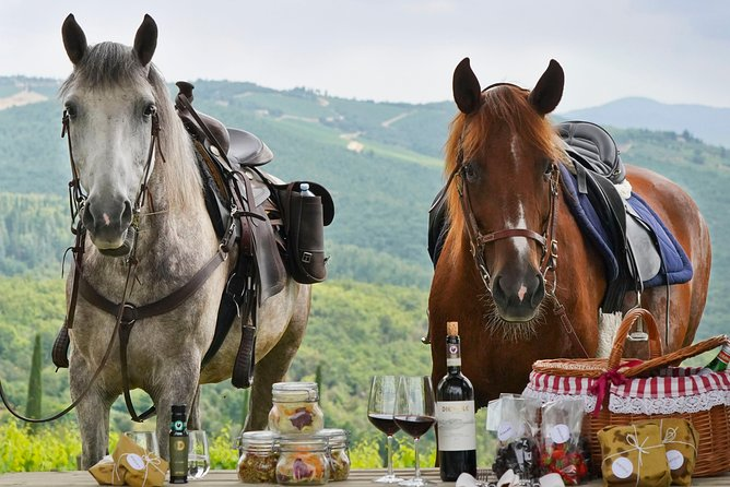 Wine and Horses