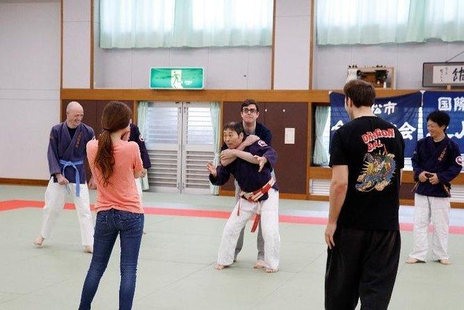 Aikido experience