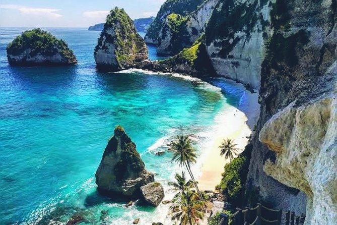 Full-day Diamond and Kelingking Beach Nusa Penida Tour