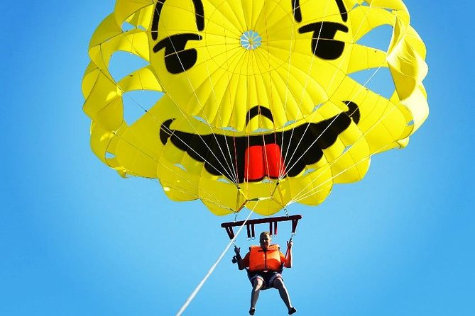 Paragliding - Adventure - Hurghada