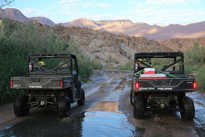 Guided Self-drive 3 Hour Ugab River Adventure