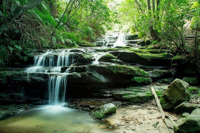 Blue Mountains, Waterfalls, Scenery & Sunset Small Group Tour