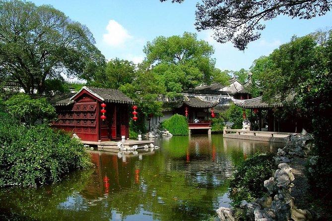 Suzhou & Tongli Water Village Day Tour