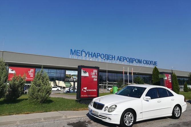 Airport transfers - Skopje Airport