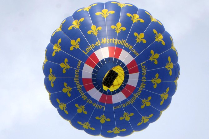 Hot Air Balloon Flight over the castle of Chenonceau / France