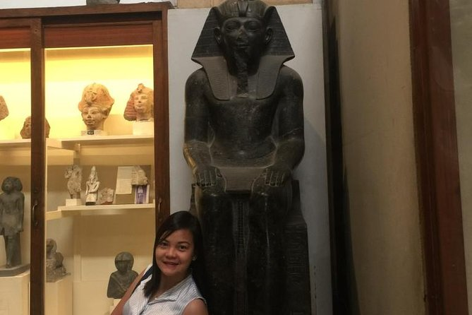 Private Day Trip to Giza Pyramids Egyptian Museum, Khan el-Khalili Bazaar photo 4