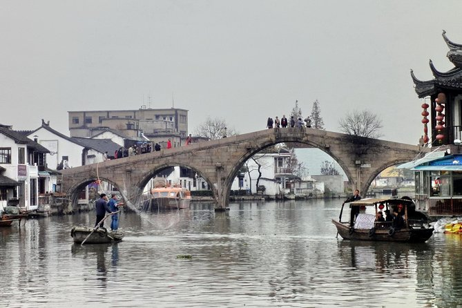 Private Tour to Zhujiajiao Water Town in Shanghai photo 1