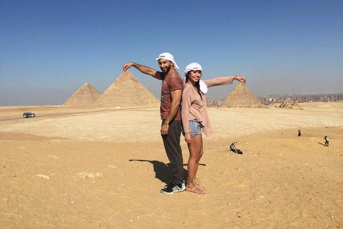2 Days Tour to Around Cairo Attractions