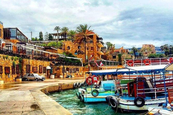Jeita Grotto, Harissa & Byblos - Day Tour