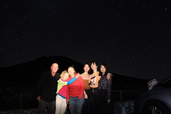 Teide tour with Sunset and Stars