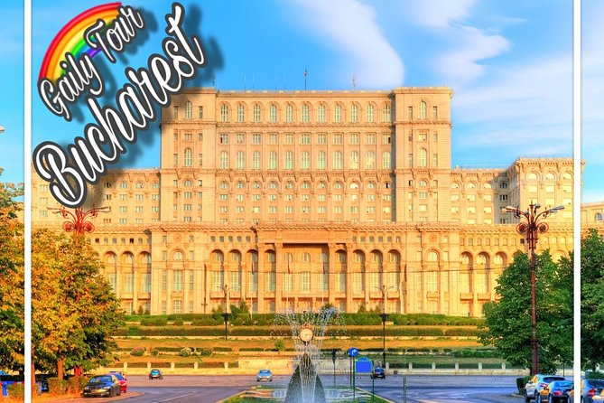 GAILY TOUR in BUCHAREST - Gay & Lesbian Tour