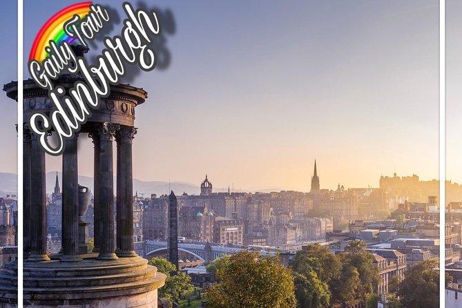 GAILY TOUR in EDINBURGH - Gay & Lesbian Tour